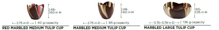mona-lisa-red-marbled-tulip-cup-chocolate-decorations